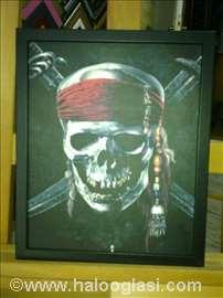 Piratska lobanja