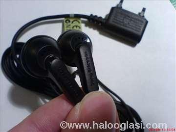 Sony Ericsson slušalice Black