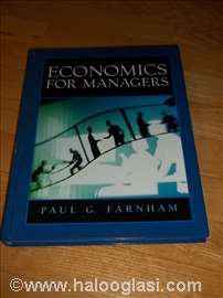 Economics For Managers - Paul G. Farnham