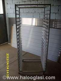 Otvorena garb kolica 600-400