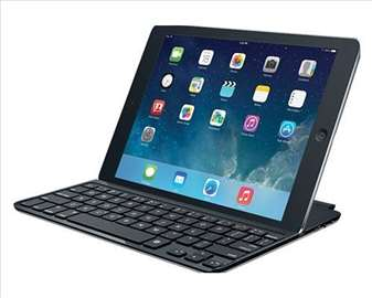 Logitech Ultrathin Keyboard Cover iPad Air Black