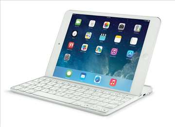 Logitech Ultrathin Keyboard Cover iPad Air White