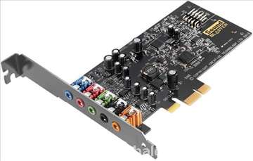 Creative Labs Sound Blaster Audigy FX PCIe