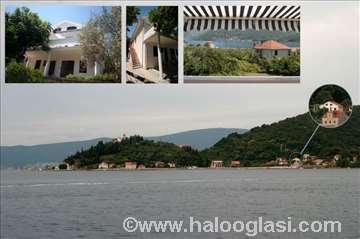 Crna Gora, Boka Kotorska, apartman