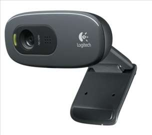Logitech C270 HD Webcam Refresh