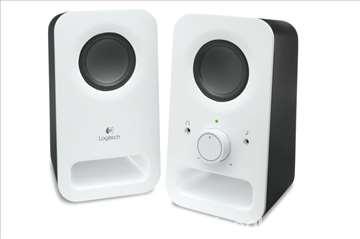 Logitech Z150 Speaker 2.0 Snow White UK