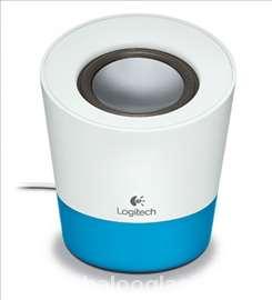 Logitech Z50 Speaker 2.0 Ocean Blue UK