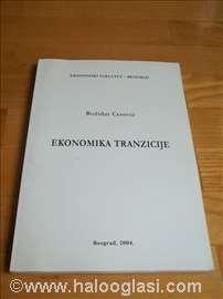 Ekonomika tranzicije - Božidar Cerović