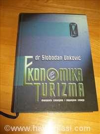 Ekonomika turizma - Slobodan Unković