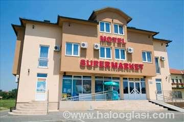 BiH, Bijeljina, hotel Braća Lazić