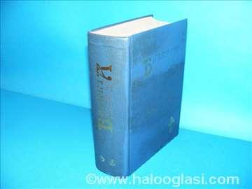 Biblija Stari i Novi zavet Dr. Lujo Bakotić