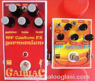 Germanium Gainiac GE fuzz