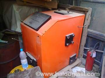Zavarivač koso ložište od 40kW i 60kW novo