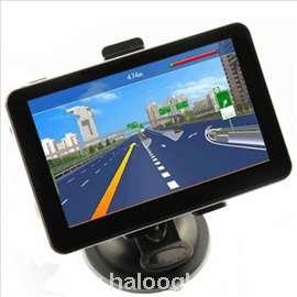 GPS navigacija Beling: ekran 7 inča