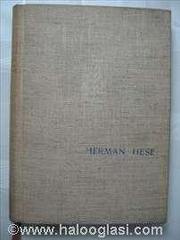 Herman Hese - Spisak u tekstu oglasa - roman + 5.p