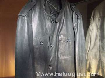 Nova kožna jakna-brušena koža