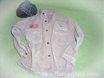 Somotska košulja (10) +D&G kapa