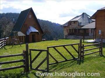 Prijepolje, Kamena Gora, kuća za odmor