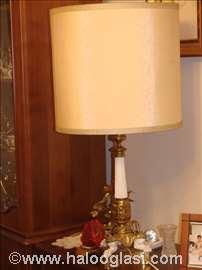 Stona lampa, raritet.