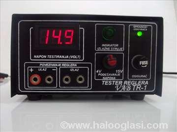 Uređaj za testiranje ispravnosti reglera