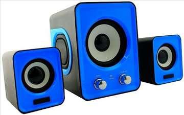 Zvučnici za računar sistem 2.1