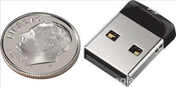 SanDisk Cruzer Fit USB Flash - 16GB