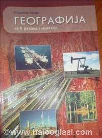 Udžbenici, knjige- geografija 2- gimnazija