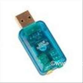 USB zvučna kartica Gigatech GSC-U02