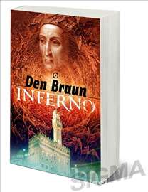 Inferno (mek povez) - Den Braun