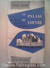 Jackues Hillairet, Le Palais du Louvre