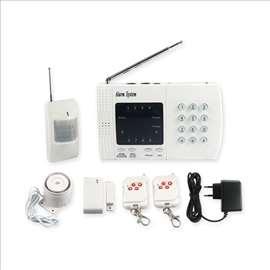 Alarm bežični - telefonska dojava 4 senzora