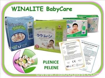 Pelene Winalite BabyCare antialergijske