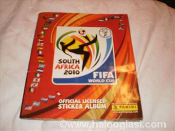 Panini world cup south africa 2010