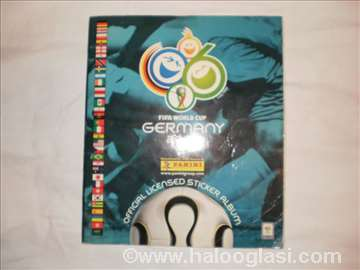 World cup Germany 2006 panini
