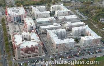 Novi Beograd, Ybc, 33m2, prvi sprat, višenamenski