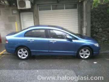 Honda  Civic Sedan 1.8 ES  4D
