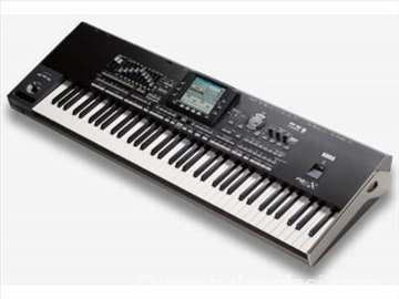 Note za klavijaturu i harmoniku