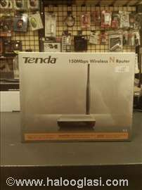 Tenda 150 mbps Wireless N Router