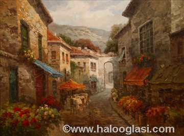 Selo u Provansi
