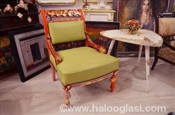 Altojč fotelja Polak