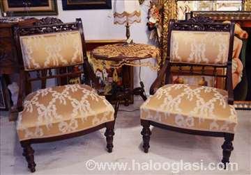 Fotelje Mašna