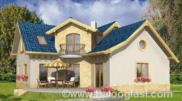 Montažna kuća Harmonia 3 - Montažne kuće KućaMont