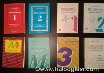 Matematika - Zbirka zadataka i tekstova- Krug