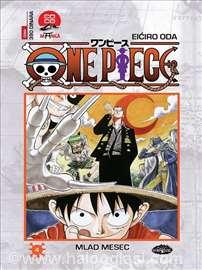 One Piece 4 - Mlad mesec