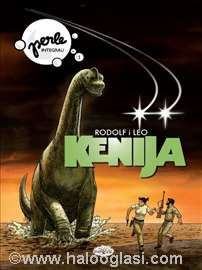 Perle integral 1 - Kenija (meko koričeno)