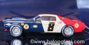 Shelby Ford Mustang SCCA