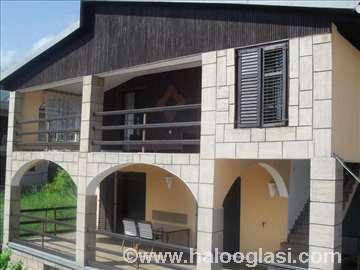Crna Gora, Sutomore, apartman i sobe