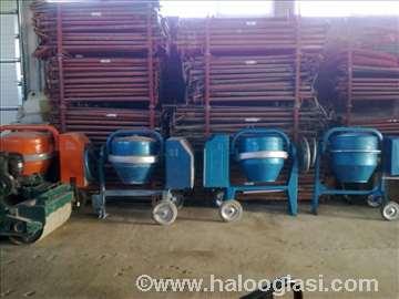 Mešalice za beton od 250l i 350l