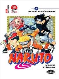 Naruto 2 - Najgori mogući klijent