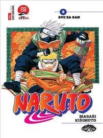 Naruto 3 - Sve za san